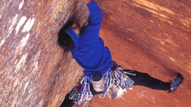 Rock Climbers: Human Flies Defying Gravity